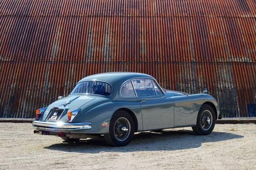 1958 Jaguar XK150 4.2 Litre FHC SOLD (picture 3 of 6)