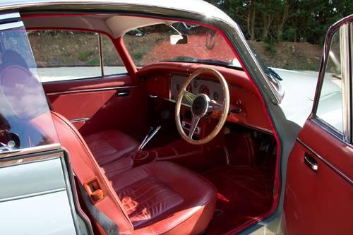 1958 Jaguar XK150 4.2 Litre FHC SOLD (picture 5 of 6)