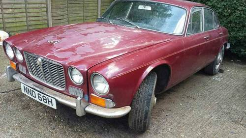 1968 Jaguar xj6 series 1 2.8 manual SOLD | Car And Classic