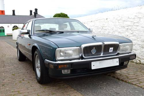 1993 Jaguar Sovereign 4.0 For Sale (picture 1 of 6)