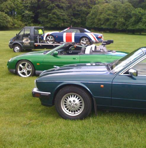 1993 Jaguar Sovereign 4.0 For Sale (picture 2 of 6)
