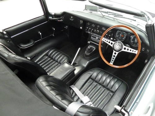 1968 Jaguar E Type 4.2 Roadster - Huge Fast Road Specification SOLD (picture 3 of 6)