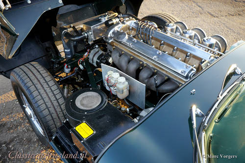 JAGUAR E-TYPE SERIES 1 3.8 FHC COUPE, 1963 - TOP CONDITION For Sale (picture 5 of 6)