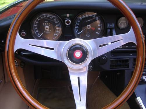 E TYPE S3 V12 Automatic 22K miles For Sale (picture 5 of 6)