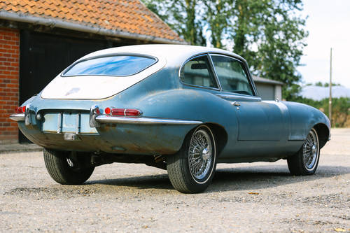 1966 Jaguar E-Type Series 1 2+2 *NOW SOLD - MORE STOCK SOON* SOLD (picture 3 of 6)