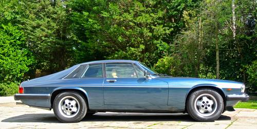 1983 JAGUAR XJS V12 HE COUPE       LOW MILES & OWNERSHIP SOLD (picture 2 of 6)