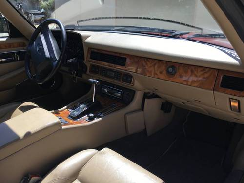 Californian import XJS COUPE 1993  6cyl. For Sale (picture 5 of 6)