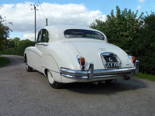 1959 MK9 Auto With ZF 4 Speed Box SOLD (picture 2 of 6)