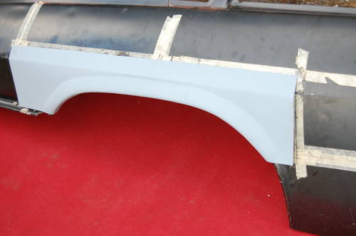 Jaguar XJS rear wheel arches full or part For Sale (picture 1 of 2)
