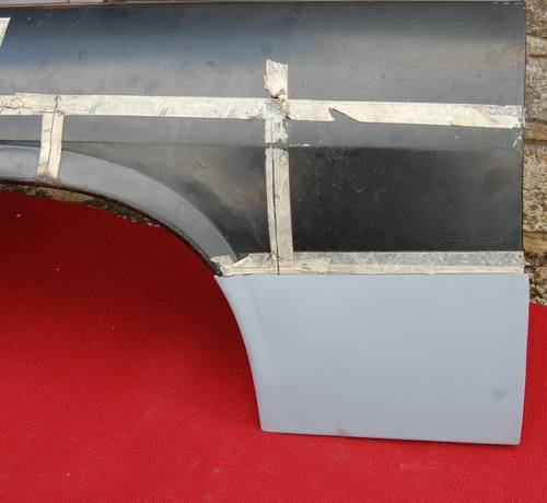 Jaguar XJS rear wheel arches full or part For Sale (picture 2 of 2)