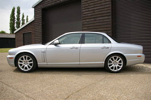 2007 Jaguar XJ (X358) 2.7TD V6 Sovereign Auto (56,221 miles) SOLD (picture 1 of 6)