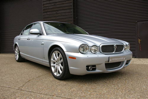 2007 Jaguar XJ (X358) 2.7TD V6 Sovereign Auto (56,221 miles) SOLD (picture 2 of 6)