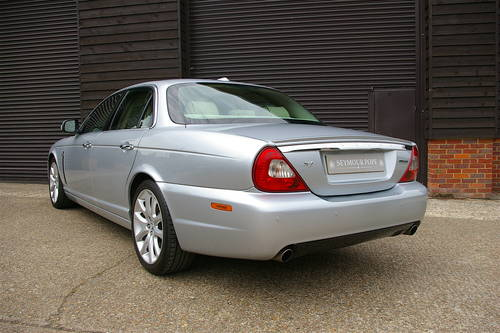 2007 Jaguar XJ (X358) 2.7TD V6 Sovereign Auto (56,221 miles) SOLD (picture 3 of 6)