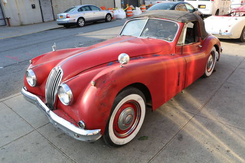 1956 Jaguar XK140 DHC For Sale (picture 2 of 5)