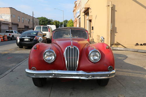 1956 Jaguar XK140 DHC For Sale (picture 5 of 5)