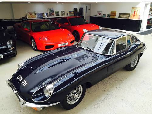 Jaguar E Type  Wanted (picture 1 of 1)