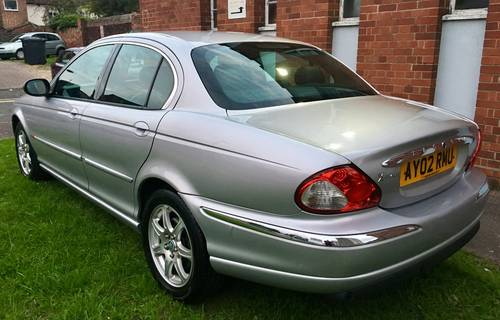 2002 Jaguar X Type 2.0 V6 SE Auto FSH excellent condition  For Sale (picture 3 of 6)