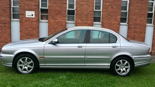 2002 Jaguar X Type 2.0 V6 SE Auto FSH excellent condition  For Sale (picture 4 of 6)
