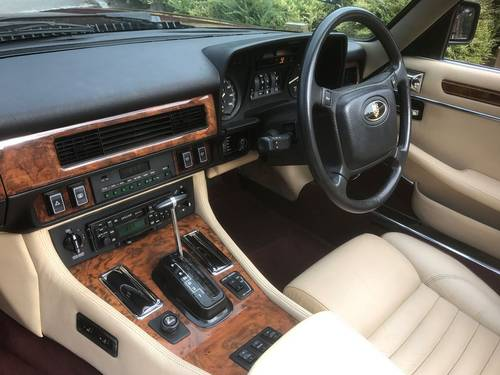 1991 XJS CONVERTIBLE V12 AUTO SOLD (picture 5 of 6)