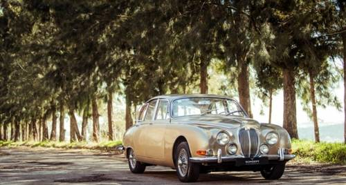 1965 Jaguar S-Type 3.8 For Sale (picture 1 of 6)