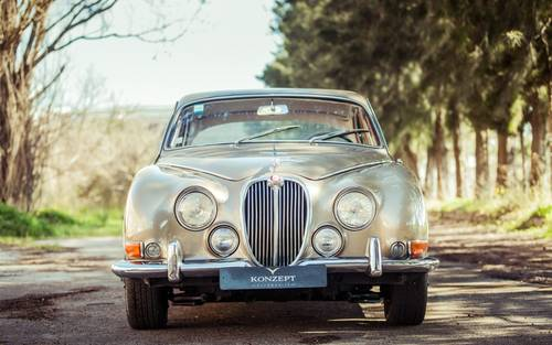 1965 Jaguar S-Type 3.8 For Sale (picture 2 of 6)