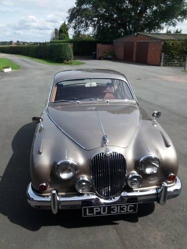 1965 Jaguar MARK 2 2.4 L Full expert restoration SOLD ...