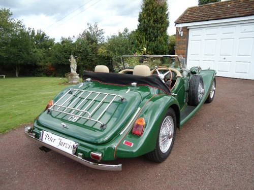 1985 Jaguar SS100 Repro coachbuilt For Sale (picture 2 of 6)