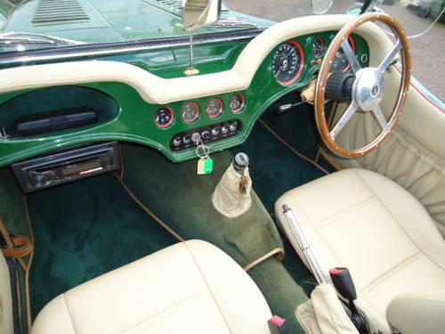 1985 Jaguar SS100 Repro coachbuilt For Sale (picture 3 of 6)