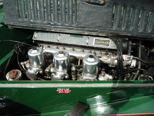 1985 Jaguar SS100 Repro coachbuilt For Sale (picture 5 of 6)