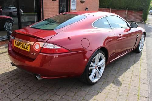 2006 Jaguar XK 4.2 Coupe SOLD (picture 4 of 6)