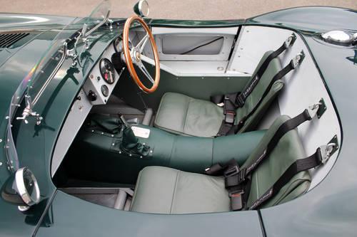 1951 Jaguar C-Type Recreation (RHD) SOLD (picture 5 of 6)