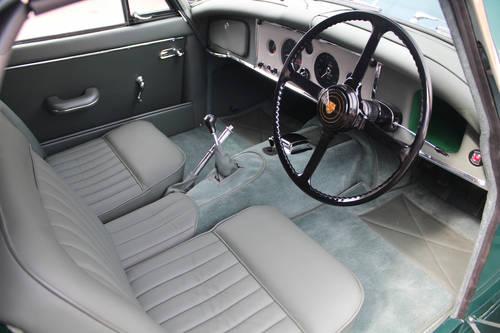 1960 Jaguar XK150 3.8 S Drophead Coupe (RHD) SOLD (picture 4 of 6)