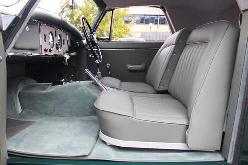 1960 Jaguar XK150 3.8 S Drophead Coupe (RHD) SOLD (picture 5 of 6)