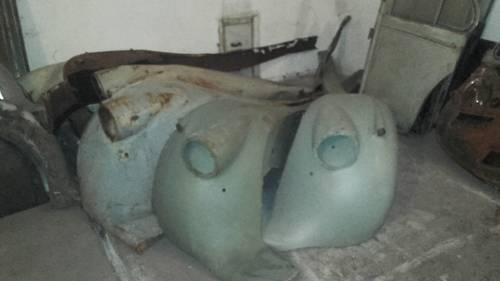 1950 JAGUAR MK V SALOON + PARTS For Sale (picture 5 of 6)