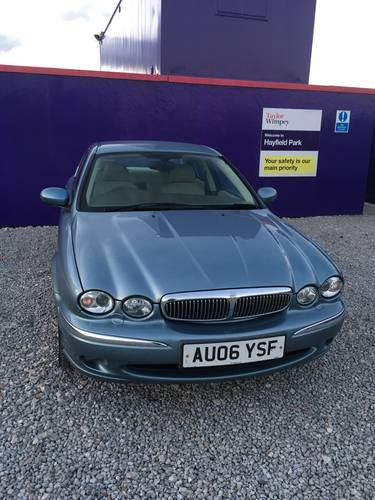 2006 Jag x type 2 litre diesel. Manual SOLD (picture 1 of 6)