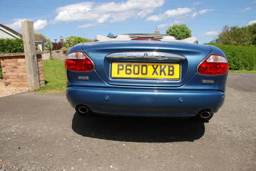 2003 JAGUAR XK8 CONVERTABLE For Sale (picture 6 of 6)