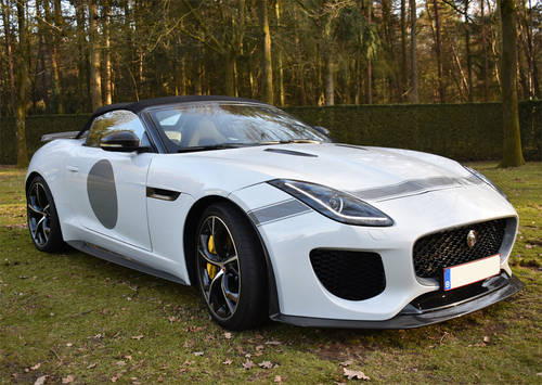 Jaguar F-Type Project 7, 2016 For Sale (picture 1 of 6)
