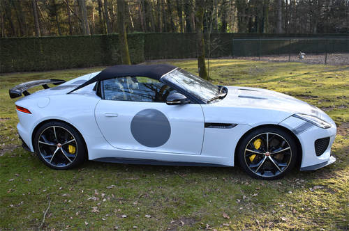 Jaguar F-Type Project 7, 2016 For Sale (picture 2 of 6)