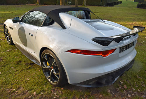 Jaguar F-Type Project 7, 2016 For Sale (picture 3 of 6)