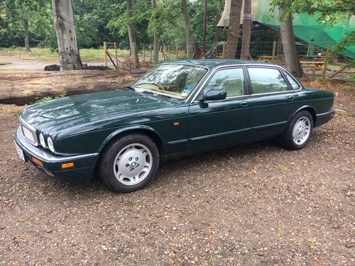 1997 Jaguar XJ6 3.2  'Sovereign Specification' Executive AJ16 Eng For Sale (picture 2 of 6)