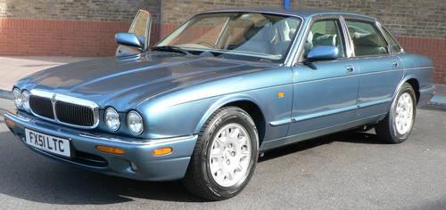 -SOLD- Jaguar XJ8 (X308) 3.2 litre Executive 2001 SOLD ...