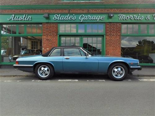 Picture of 1985 Jaguar XJS V12 SC For Sale