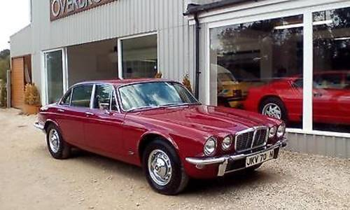 1975 Jaguar 4.2 XJ6 L AUTO SERIES 2 ** A STUNNING CAR WITH O For Sale (picture 1 of 6)