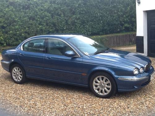 2001 Jaguar X Type 4x4 one owner 20,000 miles SOLD (picture 2 of 6)