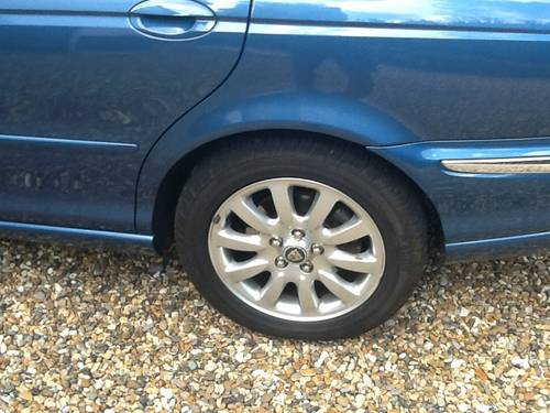 2001 Jaguar X Type 4x4 one owner 20,000 miles SOLD (picture 6 of 6)