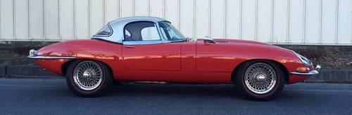 1963 Jaguar E type serie 1 3.8 OTS SOLD (picture 1 of 6)