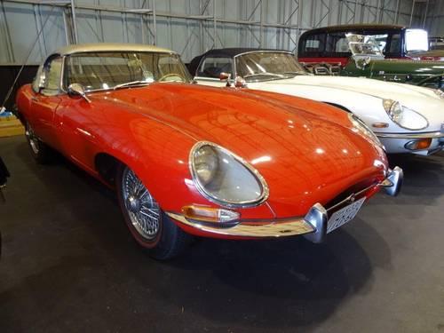 1963 Jaguar E type serie 1 3.8 OTS SOLD (picture 3 of 6)
