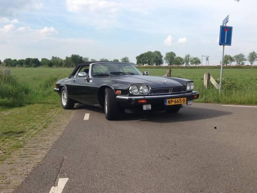 Jaguar XJS V12 5.3 Convertible (1989) For Sale (picture 1 of 6)