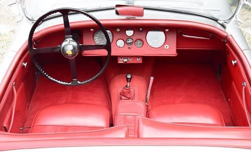 1954 Restored Jaguar XK120 OTS (LHD) For Sale (picture 5 of 6)