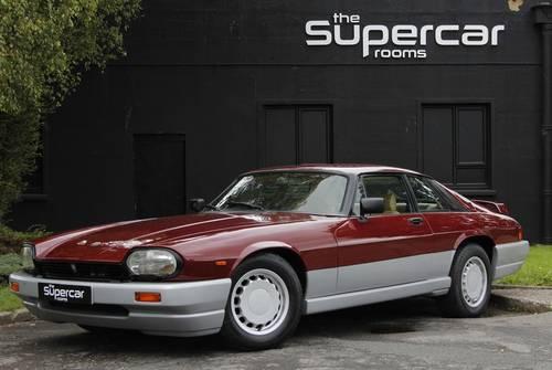 1985 Jaguar XJS TWR Edition - 29K Miles - Automatic For Sale (picture 1 of 6)